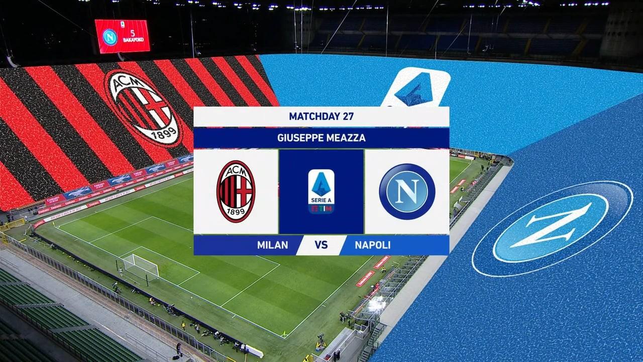 Video Milan 0 - 1 Napoli - Risultati e Highlights partita ...